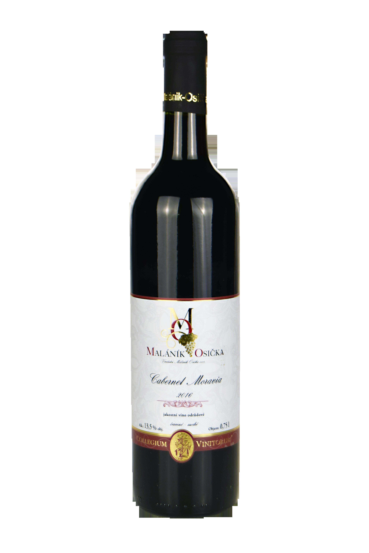 produkt_Cabernet Moravia 2016 Jakostní víno odrůdové