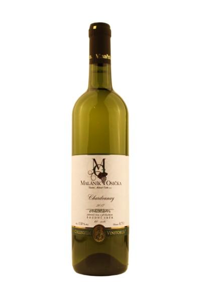 produkt_Chardonnay 2017 Pozdní sběr, suché